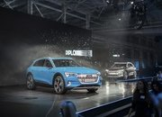 The 2019 Audi E-Tron SUV Debuts With a $75,000 Price Tag, Max Towing Capacity of 4,000 Pounds - image 795764
