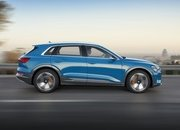The 2019 Audi E-Tron SUV Debuts With a $75,000 Price Tag, Max Towing Capacity of 4,000 Pounds - image 795771