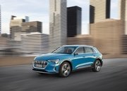 The 2019 Audi E-Tron SUV Debuts With a $75,000 Price Tag, Max Towing Capacity of 4,000 Pounds - image 795772