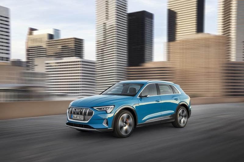 To Go with the 2019 Audi e-tron Debut, Audi promises 12 production EVs by 2025