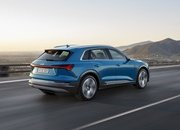 The 2019 Audi E-Tron SUV Debuts With a $75,000 Price Tag, Max Towing Capacity of 4,000 Pounds - image 795773