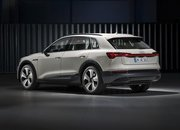 The 2019 Audi E-Tron SUV Debuts With a $75,000 Price Tag, Max Towing Capacity of 4,000 Pounds - image 795776