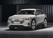 The 2019 Audi E-Tron SUV Debuts With a $75,000 Price Tag, Max Towing Capacity of 4,000 Pounds - image 795777