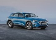 The 2019 Audi E-Tron SUV Debuts With a $75,000 Price Tag, Max Towing Capacity of 4,000 Pounds - image 795779