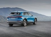 The 2019 Audi E-Tron SUV Debuts With a $75,000 Price Tag, Max Towing Capacity of 4,000 Pounds - image 795781