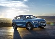 The 2019 Audi E-Tron SUV Debuts With a $75,000 Price Tag, Max Towing Capacity of 4,000 Pounds - image 795783