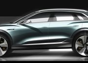 The 2019 Audi E-Tron SUV Debuts With a $75,000 Price Tag, Max Towing Capacity of 4,000 Pounds - image 795756