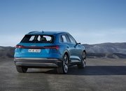 The 2019 Audi E-Tron SUV Debuts With a $75,000 Price Tag, Max Towing Capacity of 4,000 Pounds - image 795784