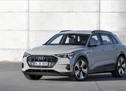 The 2019 Audi E-Tron SUV Debuts With a $75,000 Price Tag, Max Towing Capacity of 4,000 Pounds - image 795785