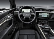 The 2019 Audi E-Tron SUV Debuts With a $75,000 Price Tag, Max Towing Capacity of 4,000 Pounds - image 795786