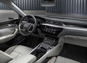 The 2019 Audi E-Tron SUV Debuts With a $75,000 Price Tag, Max Towing Capacity of 4,000 Pounds - image 795790