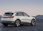 The 2019 Audi E-Tron SUV Debuts With a $75,000 Price Tag, Max Towing Capacity of 4,000 Pounds - image 795791