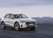 The 2019 Audi E-Tron SUV Debuts With a $75,000 Price Tag, Max Towing Capacity of 4,000 Pounds - image 795793