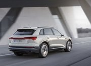 The 2019 Audi E-Tron SUV Debuts With a $75,000 Price Tag, Max Towing Capacity of 4,000 Pounds - image 795794