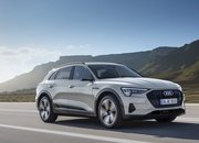 The 2019 Audi E-Tron SUV Debuts With a $75,000 Price Tag, Max Towing Capacity of 4,000 Pounds - image 795795