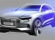 The 2019 Audi E-Tron SUV Debuts With a $75,000 Price Tag, Max Towing Capacity of 4,000 Pounds - image 795797