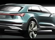 The 2019 Audi E-Tron SUV Debuts With a $75,000 Price Tag, Max Towing Capacity of 4,000 Pounds - image 795798