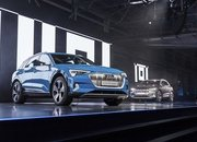 The 2019 Audi E-Tron SUV Debuts With a $75,000 Price Tag, Max Towing Capacity of 4,000 Pounds - image 795760