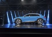 The 2019 Audi E-Tron SUV Debuts With a $75,000 Price Tag, Max Towing Capacity of 4,000 Pounds - image 795762