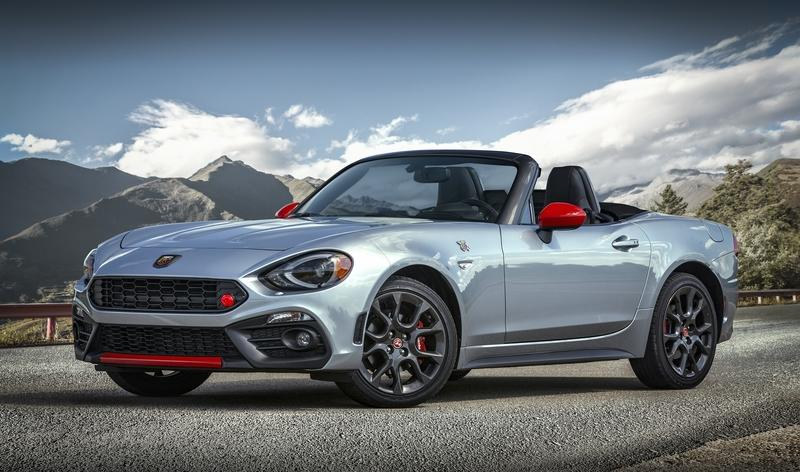 Fiat Looks to Make the 2019 124 Spider More Desireable with New Options