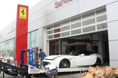 Fifty-One Ferraris Prematurely Meet Their Maker After Super Typhoon Jebi Lays Waste To Japan