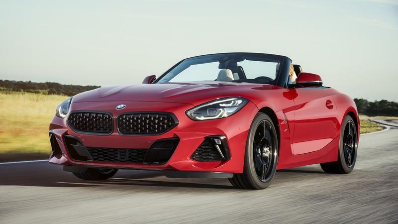 Five Things You Didn't Know About The New BMW Z4