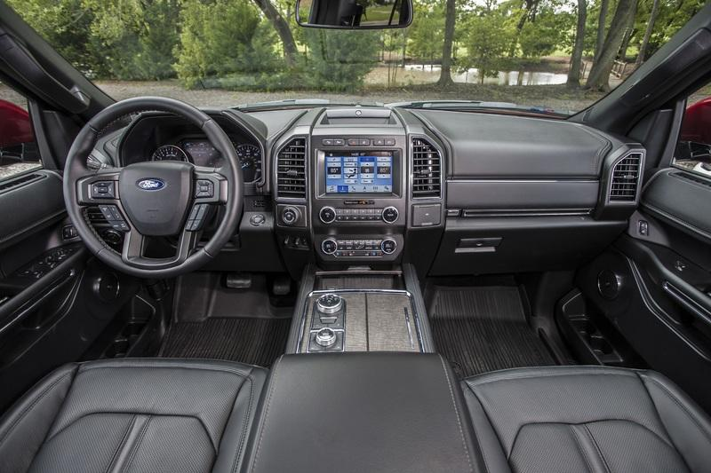 2018 Ford Expedition Texas Edition