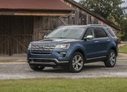 2018 Ford Explorer Limited Luxury Edition - image 797608