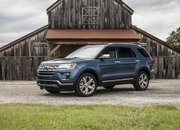 2018 Ford Explorer Limited Luxury Edition - image 797610