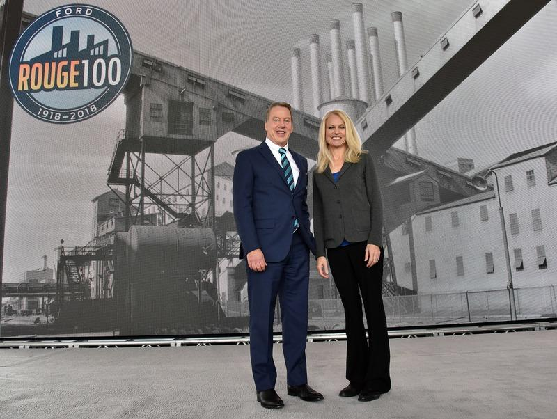 Ford's F-150 Plant Celebrates a Century in Operation