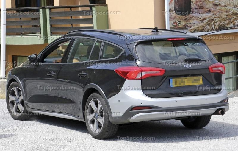 2019 Ford Focus Active Wagon