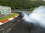 Ford Mustang RTR Drifts the Entire Nurburgring - image 796979