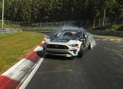 Ford Mustang RTR Drifts the Entire Nurburgring - image 796970