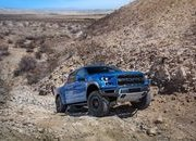 Ford Takes the Fun Out of Off-Roading with Trail Control for the 2019 Ford Raptor - image 794820