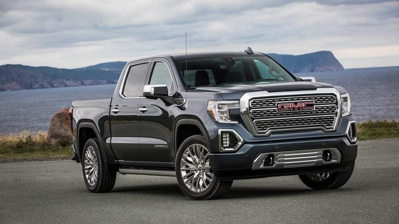 The Truck That Broke The Internet >> GMC Sierra Reviews, Specs, Prices, Photos And Videos | Top Speed