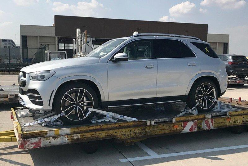 Here's the 2019 Mercedes GLE Before You're Supposed to See It