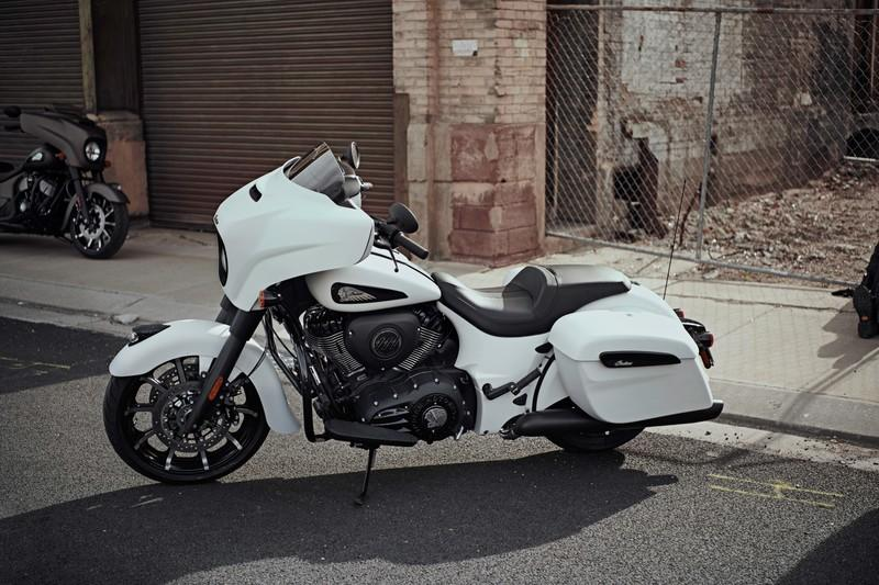 Indian Motorcycles updates its Chieftain range for 2019
