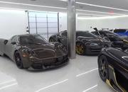 Iranian Real Estate Tycoon Has One of The Sickest Car Garages You'll Ever See - image 794826