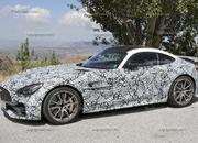 Is this the upcoming Mercedes AMG GT R Black Series? - image 795170