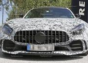 Is this the upcoming Mercedes AMG GT R Black Series? - image 795171