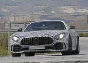 Is this the upcoming Mercedes AMG GT R Black Series? - image 795174
