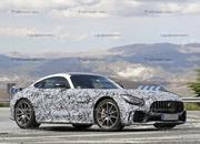 Is this the upcoming Mercedes AMG GT R Black Series? - image 795176