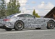 Is this the upcoming Mercedes AMG GT R Black Series? - image 795162