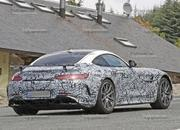 Is this the upcoming Mercedes AMG GT R Black Series? - image 795164