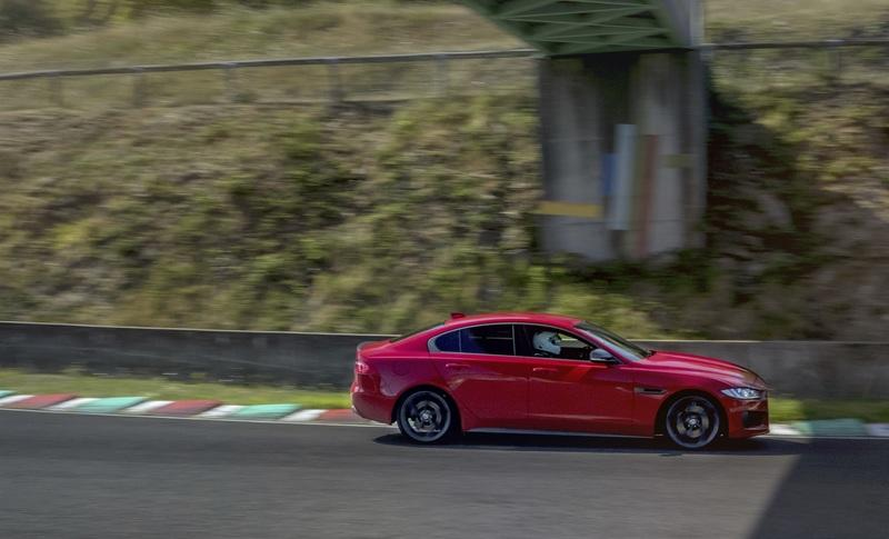 Jaguar XE 300 Sport Becomes First Car To Lap The Circuit de Charade in 30 Years