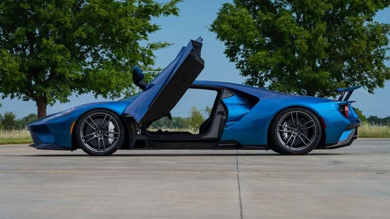 John Cena's 2017 Ford GT is Getting Passed Around Like a Dirty Diaper
