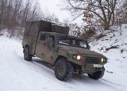 Kia's Light Tactical Vehicle Reminds Us More of a Humvee Than a Telluride - image 796114