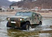 Kia's Light Tactical Vehicle Reminds Us More of a Humvee Than a Telluride - image 796107