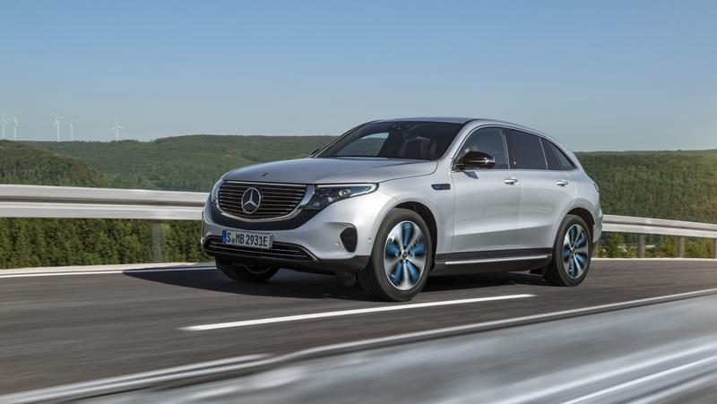 Love It or Leave It - The 2019 Mercedes-Benz EQC