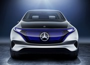 Mercedes EQC vs Mercedes Generation EQ Concept - image 794285